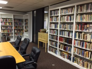 Bering Drive library