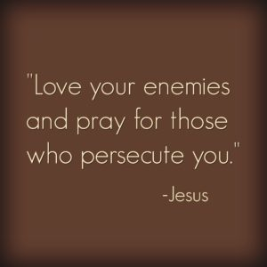 Love Your Enemies Bering Drive Church of Christ