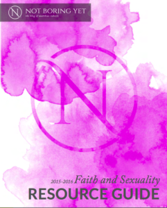 Faith and Sexuality Resource Guide